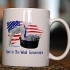 Dyed Wool Conservative Mug preview image