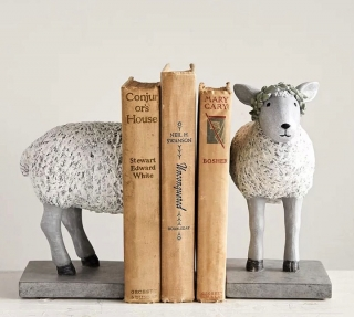Lamb Bookends product image