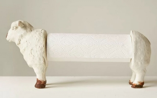 Sheep Paper Towel Holder product image
