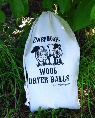 Ewephoric Wool Dryer Balls product image