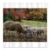 Fall Sheep Shower Curtain preview image