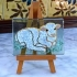 Mini Lamb on Easel product image