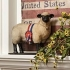 Suffolk Sheep Figurine preview image