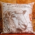 Sheep Pillow 20 x 20 preview image