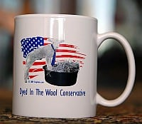 Dyed Wool Conservative Mug product image
