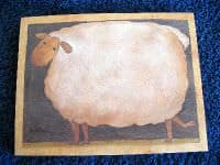 Fat Sheep Note Pad product image