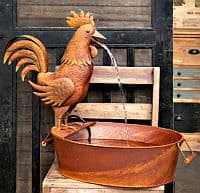 Rooster Fountain product image