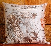 Sheep Pillow 20 x 20 product image