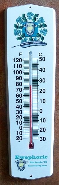 Indoor-Outdoor Thermometer product image