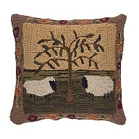Willow Sheep Pillow Cover product image