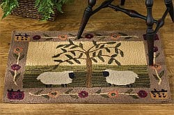 Willow Sheep Rug product image